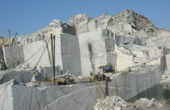 G603 Quarry in China