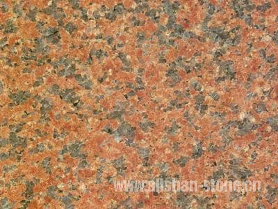 Chinese Tianshan Red granite