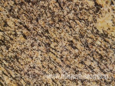 Giallo California granite kitchen countertop