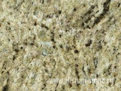 Giallo Ornamental Granite Kitchen Counter tops