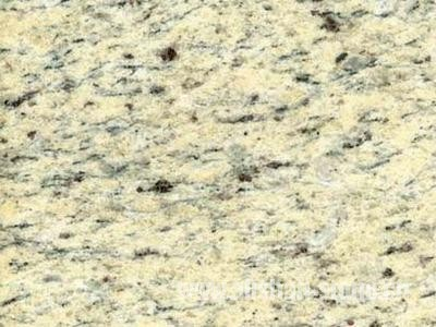 Brazil Giallo SF real granite countertop