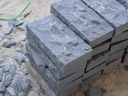 Rock Face back stone pavers