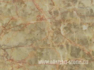 Red Vein marble